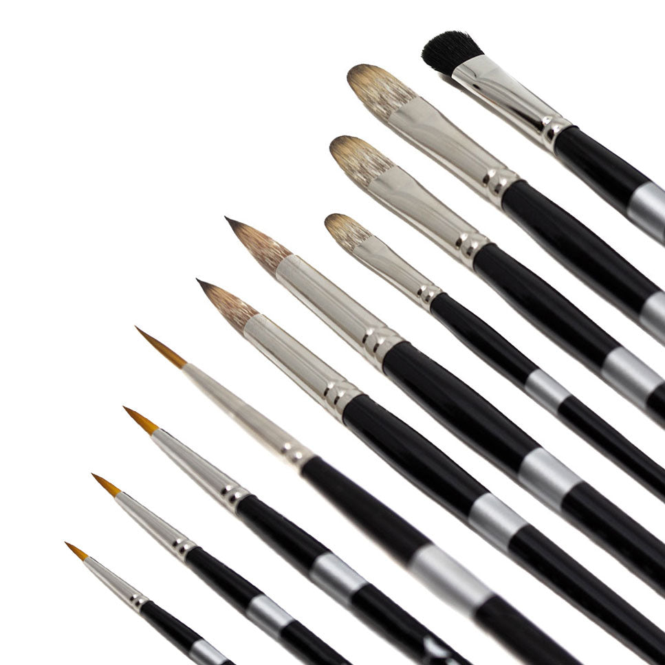 Tony Curanaj 10 Piece Brush Set