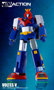 ACTION TOYS MINI ACTION SERIES 02 - VOLTES