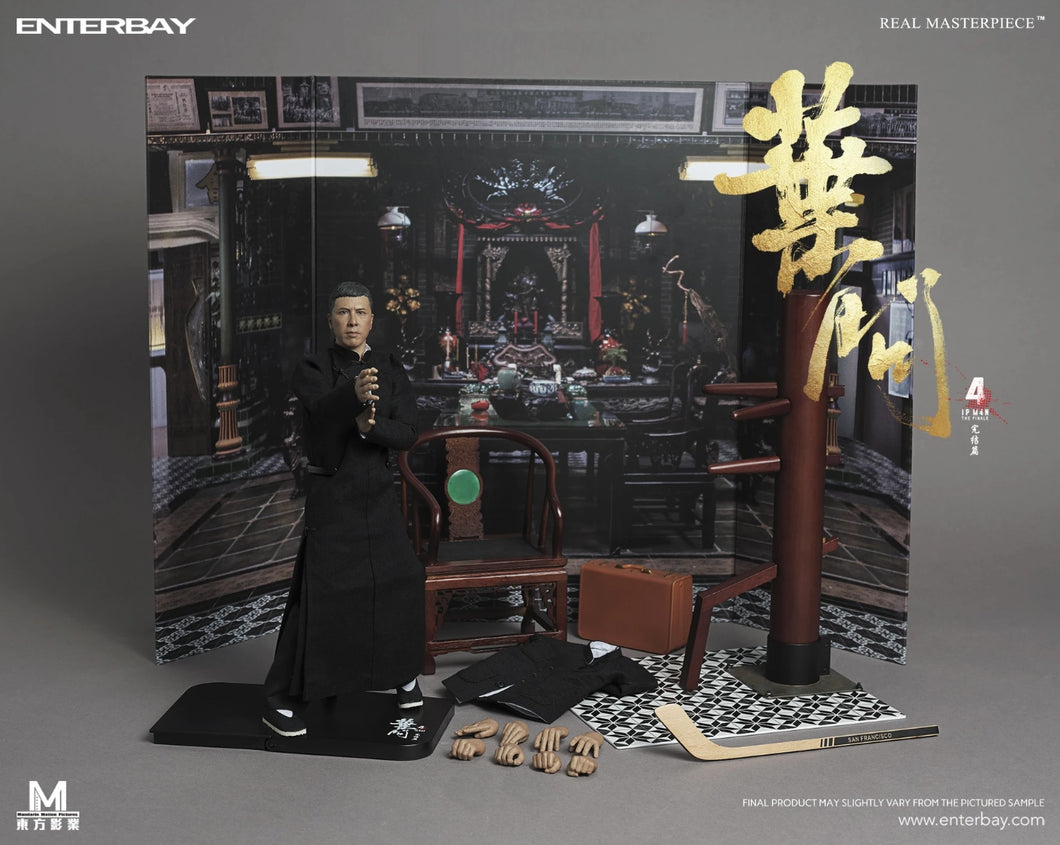 ENTERBAY 1/6 IP MAN 4: THE FINALE ACTION FIGURE