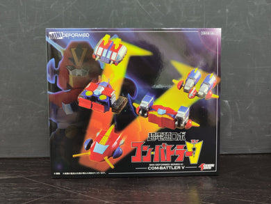 ACTION TOYS MINI DEFORMED SERIES 01 - COM-BATTLER V