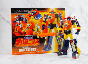 ACTION TOYS MINI ACTION SERIES 04 - DALTANIOUS