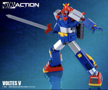 Load image into Gallery viewer, ACTION TOYS MINI ACTION SERIES 02 - VOLTES