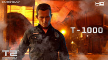Load image into Gallery viewer, ENTERBAY REAL MASTERPIECE HD-1014 TERMINATOR 2 - THE JUDGMENT DAY T1000 1/4 SCALE FIGURE