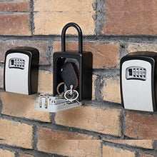 Load image into Gallery viewer, Set Your Own Combination Portable Lock Box | Holds up to 5 Keys | Realtor's Open House - k-cliffs