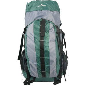 Medium Hiking Backpack Pack Scout Camping Backpack Large Daypack 3200 Cubic Inch Travel Backpack Bag w/Internal Aluminum Support - k-cliffs