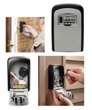 Load image into Gallery viewer, Realtor's Key Lockbox | Wall Mounted with 4 Digit Combination | Holds up to 5 Keys - k-cliffs