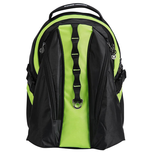 Deluxe Backpack Heavy Duty Bookbag iPad Tablet Travel Bag fits 15