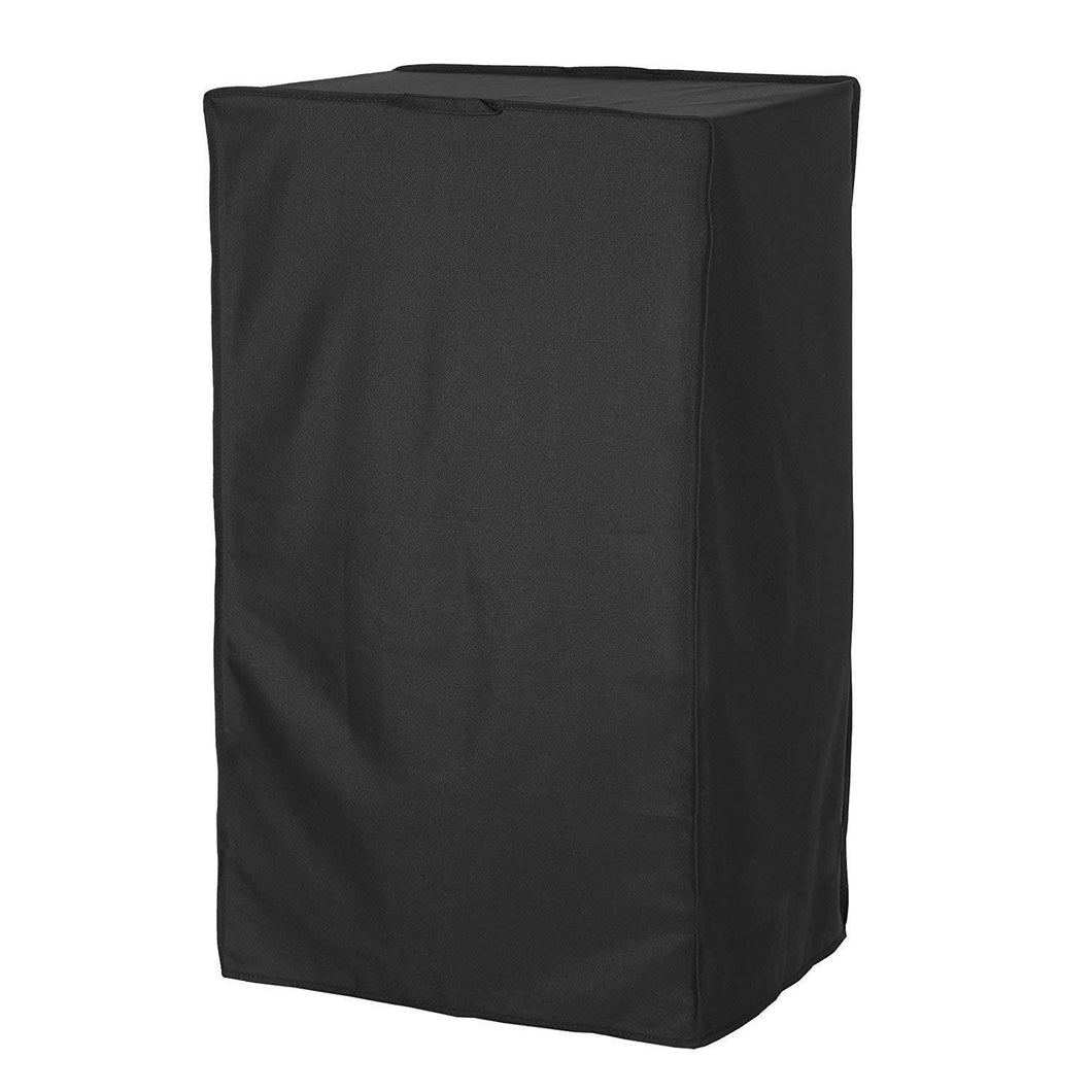 Waterproof Electric Smoker Cover Square Grill Cover UV Resistant Durable Material for 30