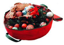 Load image into Gallery viewer, Heavy Duty Christmas Tree Storage Duffel Bag Fits up to 9 Foot Artificial Tree - k-cliffs