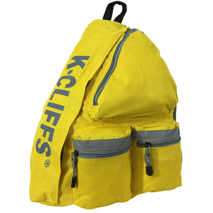 Safety Sling Backpack Bright Color Body Bag Student Reflective Daypack Bookbag - k-cliffs