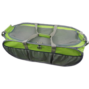 Multipurpose Car SUV Trunk Organizer, Durable Collapsible Cargo Storage Bag with Multi Compartments - k-cliffs