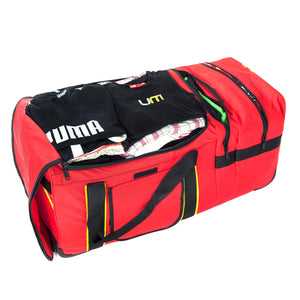Firefighter Duffel Gear Bag for Firemen and Paramedic Equipment - k-cliffs