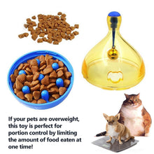 Load image into Gallery viewer, Slow Feeder Pet Toy for Small Animals Cat Dog, Increase IQ, Interactive Portion Control, Royal Blue - k-cliffs