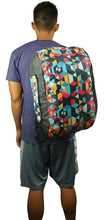 Load image into Gallery viewer, 2-in-1 Reversible Backpack & Convertible Duffel Bag | Black