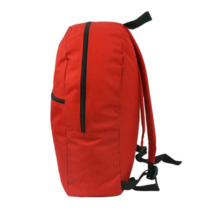 Basic Backpack Wholesale 17 Inch Cheap Bookbag Bulk School Book Bags 50pcs Lot - k-cliffs