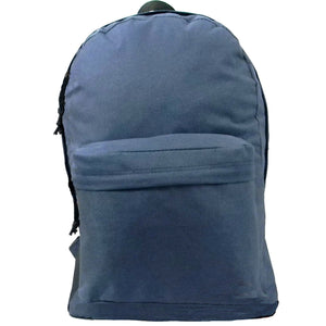 "Wholesale Classic Backpack 18"" Bulk Basic Padded School Book Bag Case Lot 30pcs - k-cliffs"