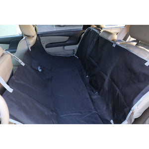 Heavy Duty Waterproof Hammock Car Seat Cover for Pets Dogs and Cats, fits Cars Trucks & SUVs - k-cliffs