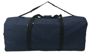Heavy Duty Cargo Duffel Large Sport Gear Drum Set Equipment Hardware Travel Bag Rooftop Rack Bag - k-cliffs