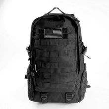 Load image into Gallery viewer, Large Black Military Tactical Backpack Molle Bug Out Rucksacks for Outdoor Camping Hiking Trekking Hunting - k-cliffs