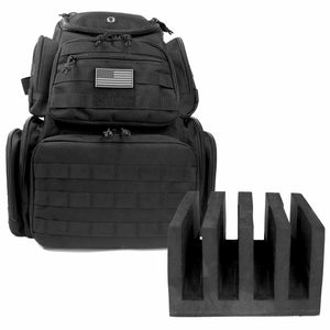 Tactical Storage & Access Shooting Range Bags Backpacks and Cases