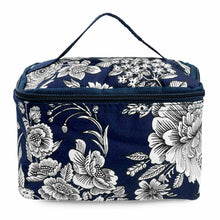 Load image into Gallery viewer, Patterned Portable Travel Organizing Cosmetic Makeup Bag for Women