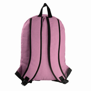 Basic Emergency Survival Backpack Classic Simple School Book Bag Student Daily Daypack 18 Inch