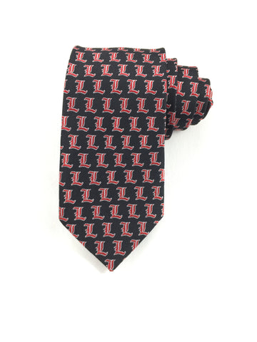 Old English L's Neck Tie