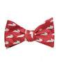 Red Kentucky Classics State Bow Tie