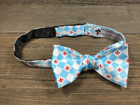 Louisville's Jockey Beaux Tie