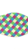 Pastel Checker 2.0 Beaux Tie