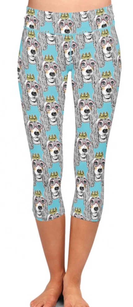 Leggings: Royal Spaniels