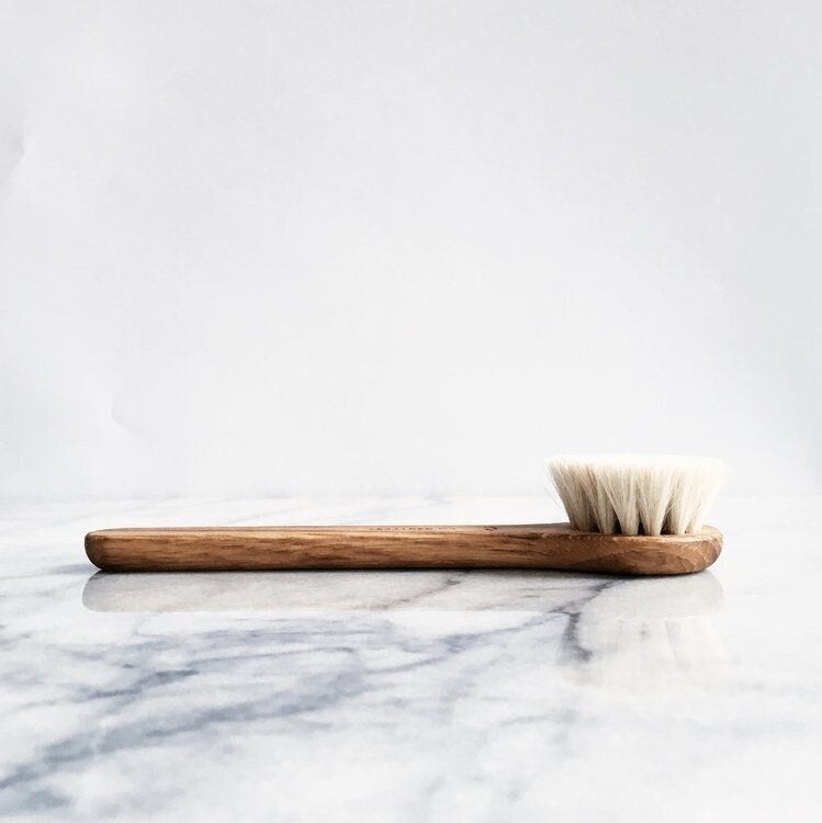 Saffron & Sage Facial Dry Brush