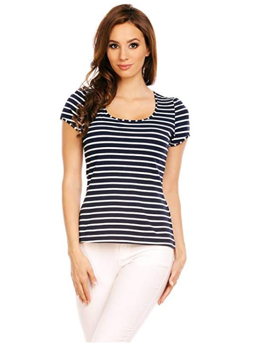 Casual Cotton T-shirt