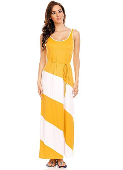 Delight Striped Maxi Dress - Women Clothes For Sale | Fashionhouse
