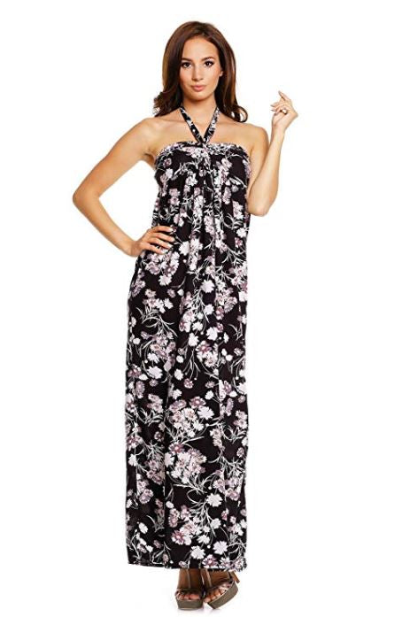 Cotton Beach Maxi Dress