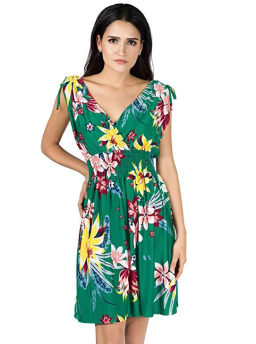 Summer Floral Dress - 9 different prints