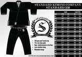 Standard 350 - Black - SEPARATES - Tops