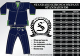 Standard 350 - Navy - SEPARATES - Pants