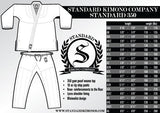 Standard 350 - White - SEPARATES - Tops