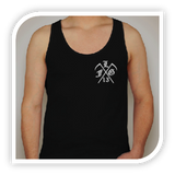 Death to Points - Tank Top - Lanky Fight Gear  - 2