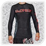 Octopaisley Rash Guard - Lanky Fight Gear  - 1