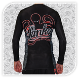 Octopaisley Rash Guard - Lanky Fight Gear  - 3