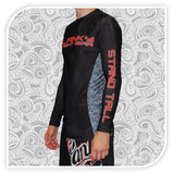 Octopaisley Rash Guard - Lanky Fight Gear  - 2
