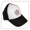 Hardcore Reaper Hat - Black/White - Lanky Fight Gear  - 2