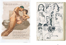 Load image into Gallery viewer, The Erotic Drawings of Anton Kannemeyer - Hardcover (Yellow)