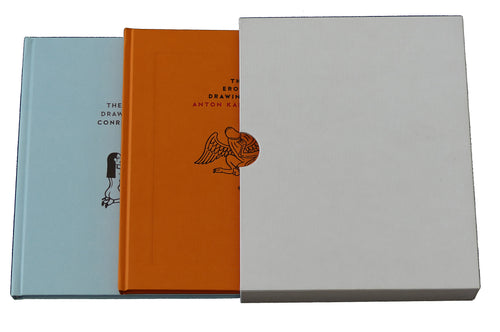 Erotic Drawings Collection (signed first editions)
