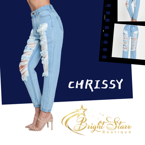 Chrissy Jeans