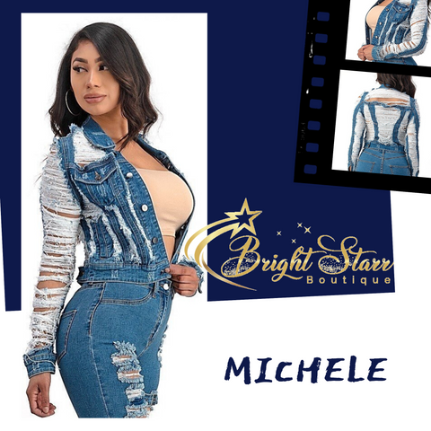 Michele Denim Jacket