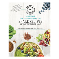 FREE EBOOK WITH LOW FODMAP HIGH PROTEIN RECIPES