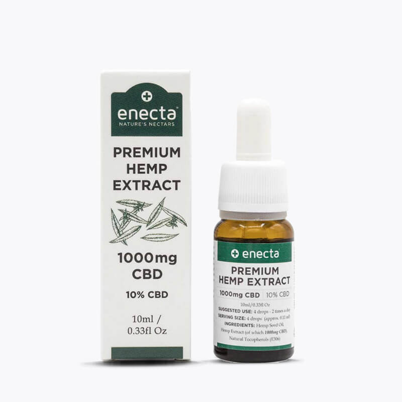 Premium Hemp Extract │ 10% │ 10-30 ml - HEMPERIA